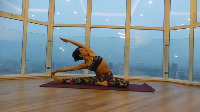3 tư thế Yoga giúp giảm mệt mỏi