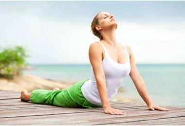 8 lý do nên tập Yoga trong mùa xuân