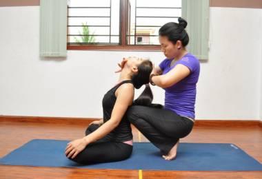 Yoga cái thiện sức khỏe