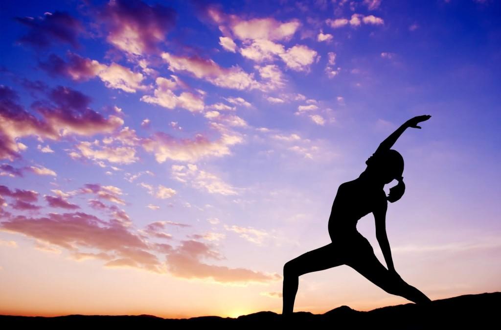 Tình yêu dành cho Yoga