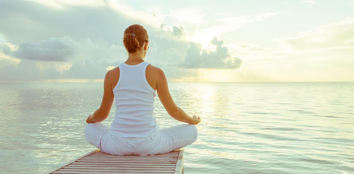 Thiền bằng hơi thở trong yoga