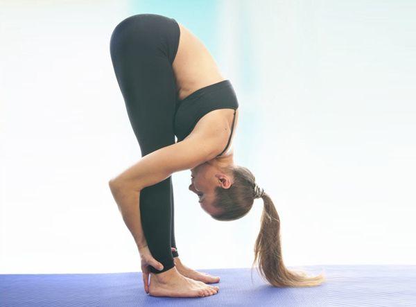 Uttanasana – Tư thế yoga gập thân