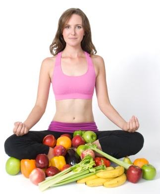 bữa ăn trong yoga