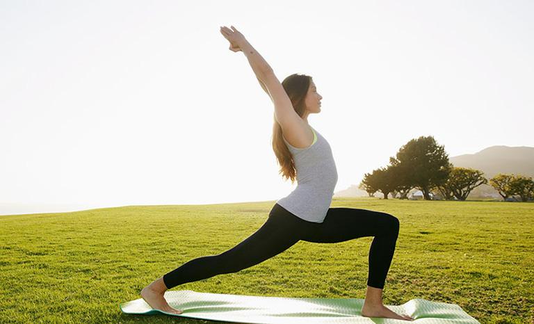 dẻo dai với yoga