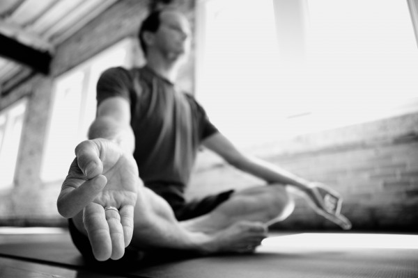 hơi thở trong yoga