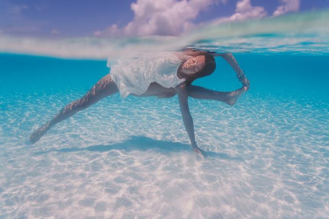 khoảnh khắc yoga đẹp