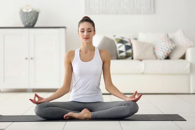 tập yoga điều độ