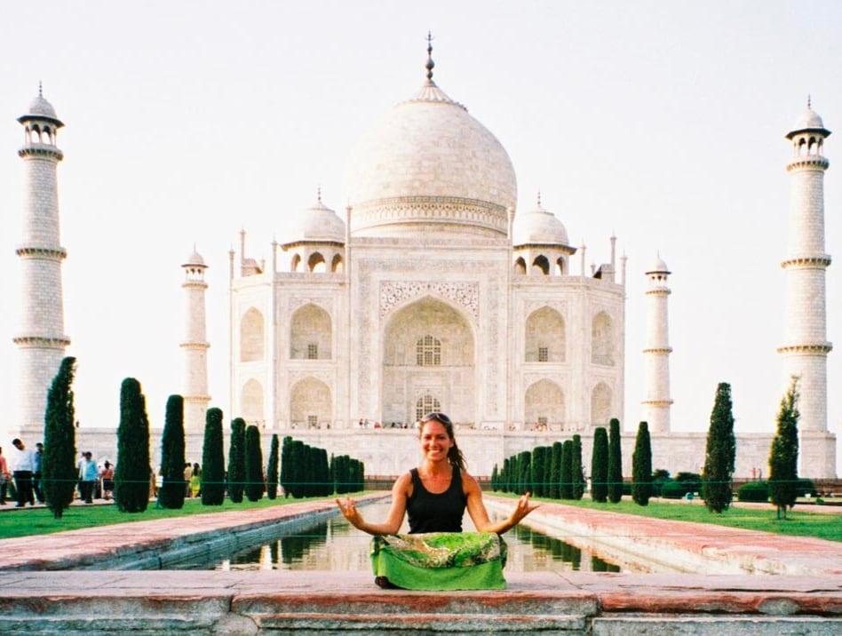 tập yoga ở ấn độ
