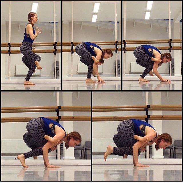 các bước yoga
