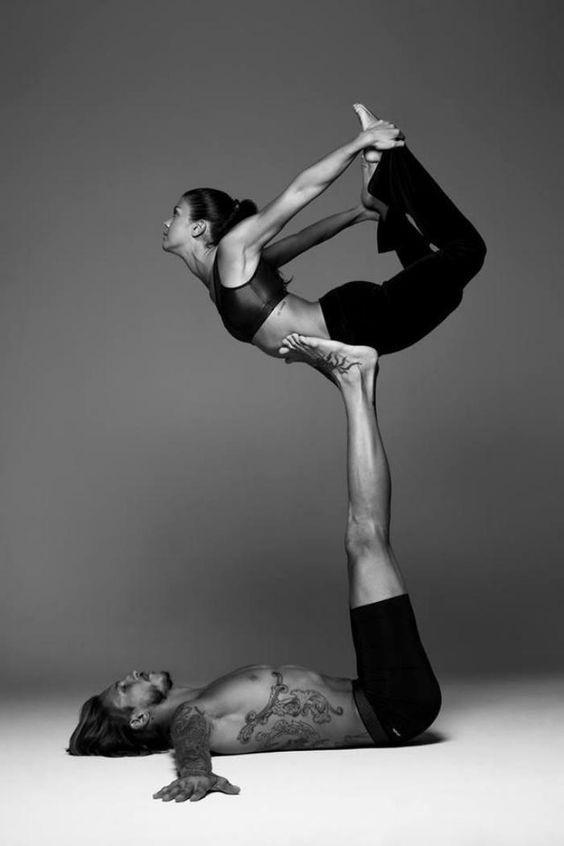 yoga chữ T
