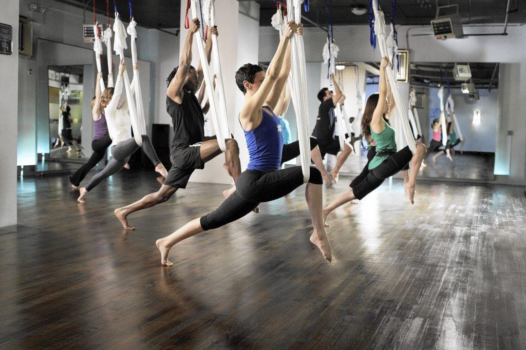 yoga giữ dáng