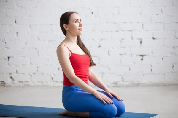 yoga sấm sét